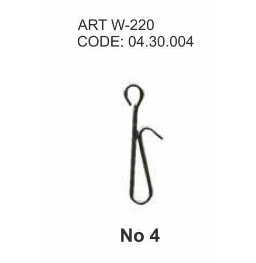 ΚΛΙΨ ΜΟΛΥΒΙΟΥ W-220